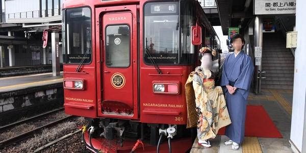 【鉄道】舞妓ランチ列車・舞妓カフェ列車
