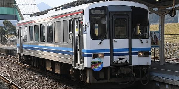 【鉄道】三江線団体列車ファイナル