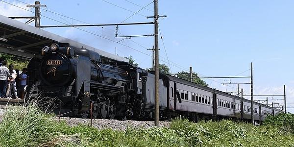 【鉄道】SL本物の出会い栃木