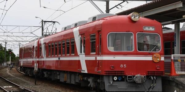 【鉄道】遠州鉄道30形【モハ25号】勇退記念特別列車