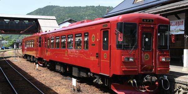 【鉄道】長良川鉄道 ながら