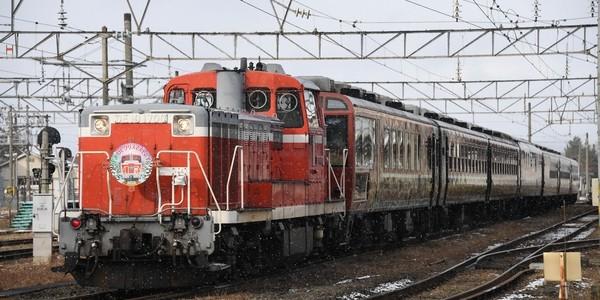 【鉄道】DLクリスマストレイン