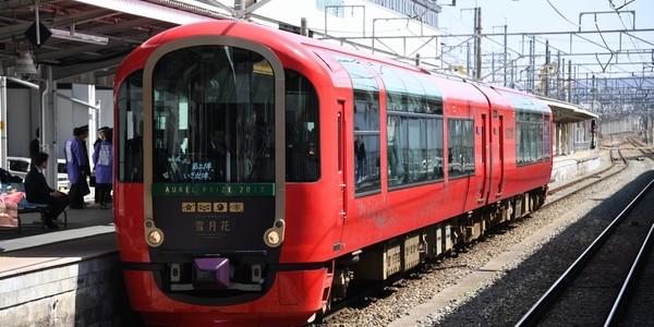 【鉄道】えちごトキメキ鉄道 雪月花 しなの鉄道線特別運行