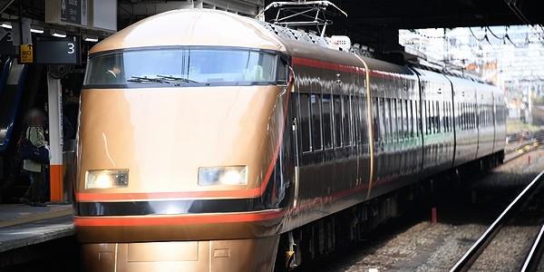 【鉄道】スペーシア八王子日光