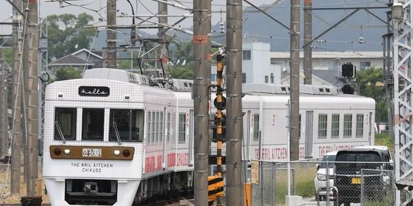 【鉄道】THE RAIL KITCHEN CHIKUGO ブランチの旅